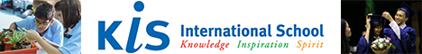 BCCT Sponsor - KIS International School Bangkok